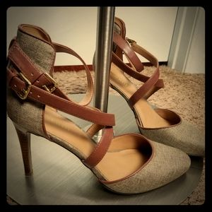 Nine West Bannanno Heel